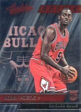 2015-16 PANINI ABSOLUTE ROOKIE RC #/999 BOBBY PORTIS BULLS NO.171
