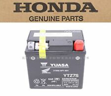 New YTZ7S Battery Genuine Honda Fits All Brands Suzuki Kawasaki OEM #K86