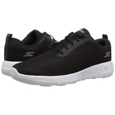 Skechers Women's Go Joy 15601 Walking Shoe,black/white