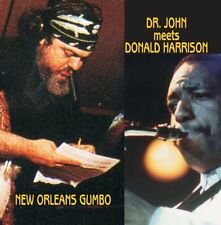 Dr John - Meets Donald Harrison New Orleans Gumbo [CD]