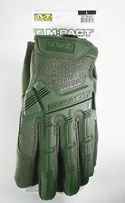 Airsoft tactical Mechanix Wear ® gloves THE ORIGINAL  M-PACT ® OD GREEN  MILSIM