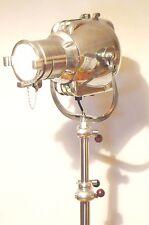 VINTAGE FILM LIGHT ANTIQUE ART DECO STRAND THEATRE FLOOR LAMP LONDON BAUHAUS 50S