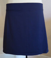 NWT NAVY BLUE 2XL UNDER ARMOUR LOOSE HEAT GEAR TENNIS GOLF RUN SPORTS SKIRT