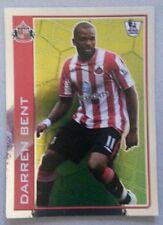 TOPPS PREMIER LEAGUE 2010 Sticker Collection #360 Darren Bent - Sunderland F.C