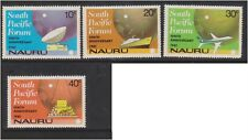 (Q34-41) 1981 Nauru 4set of stamps south pacific forum (Xao)