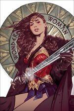 Wonder Woman by Tula Lotay RARE Limited Poster Art Print Mondo DC Comics Batman
