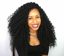 Nubian curls- Curly long lasting hair for crochet braids