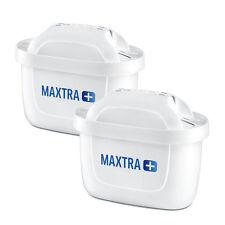 BRITA Wasserfilter Kartusche MAXTRA+ Pack 2 mit MicroFlow Technolgie / Filterkar