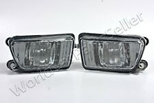 VW Golf II 2 JETTA Mk2 1987-1991 Fog Lamp Driving Lights L&R PAIR