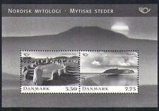 Denmark 2008 Nordic Mythology/Mythical Places/History/Views/Landscape m/s n34415