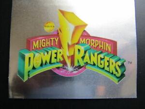 Mighty Morphin Power Rangers Merlin Stickers 1994  1~246 Variants (e23)