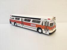 1/50 Corgi bus Fishbowl Muni custom painted