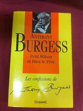 ANTHONY BURGESS- PETIT WILSON ET DIEU LE PÈRE