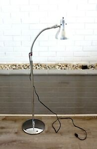 GRAHAM FIELD Medical Lamp vintage Gooseneck Exam Light ~ Made in USA (n2)