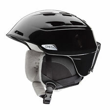 Smith Womens Compass Ski Snow Helmet Black Pearl