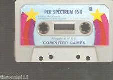 VIC 20/ SPECTRUM  16K - LA BILANCIA MAGICA - ALLEGATO AL N.6 DI COMPUTER GAMES