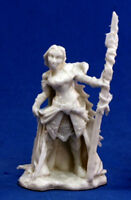 1 x DEVONA MAGICIENNE  - BONES REAPER figurine miniature d&d rpg wizard 77036