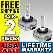 6000K D1R D1S Xenon Low Beam OEM Stock HID Diamond White Light Bulbs Do3ABLS DOT