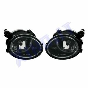 Lights Fog Neri For BMW M3 M5 E46 E39 Series 3 5 M