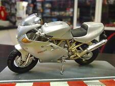 Ducati Super Sport 900 FE 1:18 zilver