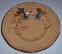 FRANCISCAN POTTERY BOUQUET BREAD PLATE!