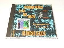 """DESMOND DEKKER """"BLACK AND DEKKER/COMPASS POINT"""" CD DOJO 1992"""