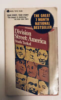 Division Street America-Studs Terkel-Paperback-Vintage!(1967)