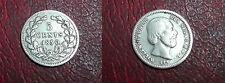 Moneda 5 Cents 1850 Paises Bajos PLATA Excelente conservacion Guillermo III.