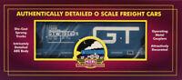MTH O Gauge Grand Trunk Western #102625 Centerflow Hopper Boxcar #20-97747X