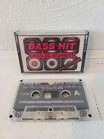 BASS HIT - BASS IS LOADED CD 1993 NEURODISC RECORDS RARE CASSETTE TAPE
