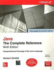New-Java: The Complete Reference by  Herbert Schildt 9 ed INTL ED