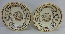 """ROYAL DOULTON china THE BEAUFORT V1630 Fruit or Berry Bowl - Set of 2 - 5-1/2"""""""