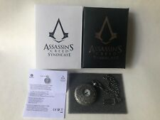 Assassins Creed Syndicate Pocket Watch Official Promo Ubisoft XBOX ONE PS3 PS4