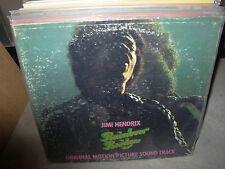JIMI HENDRIX rainbow bridge ( rock ) - RL -