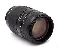 Quantaray AF LD 70-300mm F/4-5.6 Tele-Macro Lens for Nikon AF