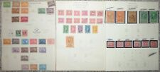 Collection of Documentary Revenue Stamps