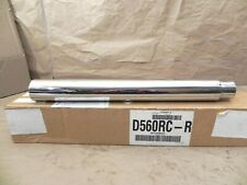 Vance and Hines Straightshots Muffler D560RC Front Rear Chrome #2204