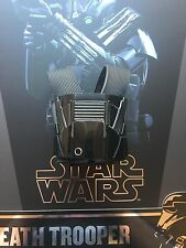 Hot Toys SW Rogue One Death Trooper Specialist Lower Armour loose 1/6th scale