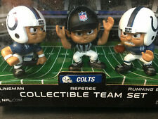 Indianapolis Colts Lil' Teammates NFL Football Team Figure Offense Set NEW (A2)