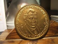 1971 DESMOINES IOWA  T. Mather Natioal Conference on Parks Medal