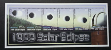 Maldives Solar Eclipse 1999 Space Astronomy Total (miniature sheet) MNH