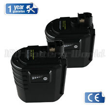 2x24V Cordless battery 2607335215 for Bosch GBH24VRE 24V SDS-Plus Hammer drill