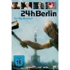24H BERLIN EIN TAG IM LEBEN 8 DVD SET DOKUMENTATION NEU
