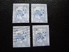 VATICAN - timbre yvert et tellier n° 1124 x4 obl (A28) stamp (A)