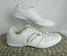 New listing Chasse Cheerleading Shoes Flip III White/White Girls Size 7 Clean Dance Team