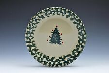 "Folk Craft Winter Wonderland Tienshan Christmas Salad Dessert Plate(s) 7 5/8"""