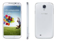 New Samsung Galaxy S4 i337 SGH-i337 Unlocked GSM 4G 16GB Android Phone White