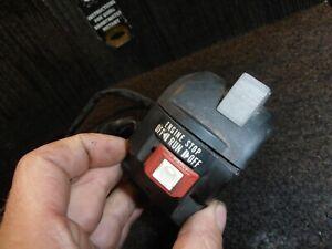 KAWASAKI GPz550 H 1989  Switch gear LHS   10-21