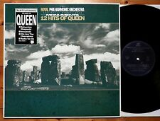 Royal Philharmonic Orchestra - Monuments - 12 Hits of Queen - 1991 Bohemian MINT