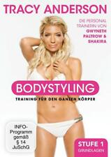 DVD  -  Tracy Anderson - Bodystyling -  FITNESS